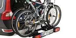 Stražnji nosači bicikala