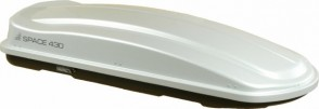 Krovna kutija Free Plast Space 430-White